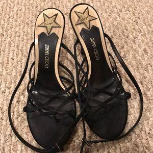 My favorite Jimmy Choo shoe.